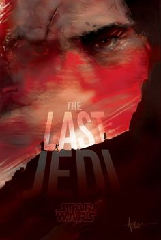 The Last Jedi by Orlando Arocena  #starwars
