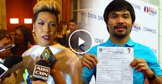 [Todays Viral] Vice Ganda stated that he has no plans on voting for Manny Pacquiao!