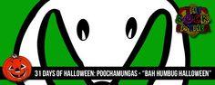 """31 Days of Halloween: Poochamungas - """"Bah Humbug Halloween"""" (FREE Download!)"""
