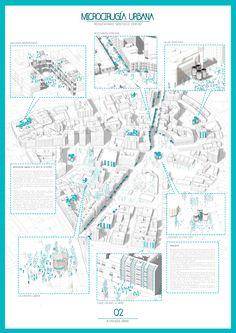 刀片2.城市显微外科,重塑莫斯托莱斯中心莲娜卡拉斯科萨,弗洛伦西奥赫苏斯·戈麦斯,弗朗西斯科·哈维尔·冈萨雷斯和阿德里安·洛佩兹。 图片由作者提供。
