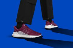 adidas's New ClimaCool 02/17 Goes Collegiate Blue & Mystery Ruby
