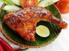 Resep Ayam Bakar Kalasan NCC Asli Resto Rujak Kuning Jawa - MasakanRestoran.com