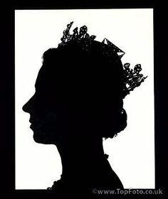 queen silhouette - Bing Images