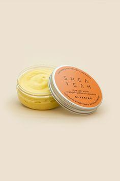 Shea Body Butter, Calendula, Peanut Butter, Orange, Food, Personalized Gifts, Tiny Gifts, Switzerland, Simple