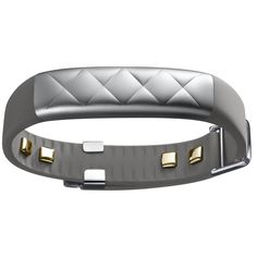 UP3 by Jawbone Heart Rate, Activity   Sleep Tracker, Silver Cross (Gray) -- Visit the image link more details.