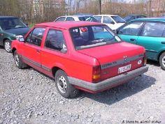 198x Opel Corsa TR 1,2 S 2door