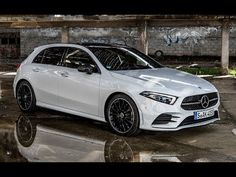 The new Mercedes-Benz A-Class is as youthful and dynamic as ever, but grown-up and comfortable like never before. It completely redefines modern luxury in th. New Mercedes, Mercedes Benz Amg, Classe A Amg, Mercedes Hatchback, A Class Amg, Merc Benz, Dual Clutch Transmission, Luxury Lifestyle Women, Bmw