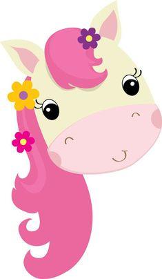 Horse Kids Game Match Race Unicorn Party Being, unicornio, pink and white horse PNG clipart Unicorn Crafts, Unicorn Art, Little Poney, My Little Pony, Clip Art, Kawaii, Felt Patterns, Unicorn Birthday Parties, Cute Images