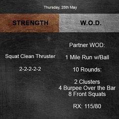 33 gilla-markeringar, 4 kommentarer - CrossFit Sand Warriors WOD (@cfsw_wod) på Instagram