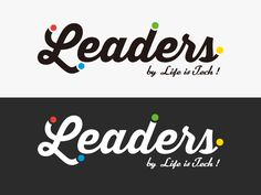 Life is Tech ! Leaders Logo