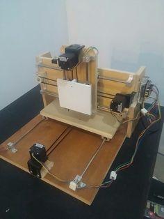 My first cnc machine!