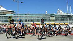 Vuelta ciclista a España 2013 en el puerto