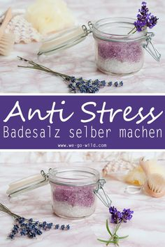 Badesalz selber machen – 3 DIY Rezepte zum Entspannen With our DIY bath salt you can fight stress. Especially in winter you like to lie down in the bathtub. Here comes a homemade bath salt just right. How to make bath salts yourself, we tell you here. Vintage Diy, Diy Gifts For Christmas, Combattre Le Stress, Diy Tumblr, Diy Presents, House Blueprints, Bath Salts, Winter Food, Diy Beauty