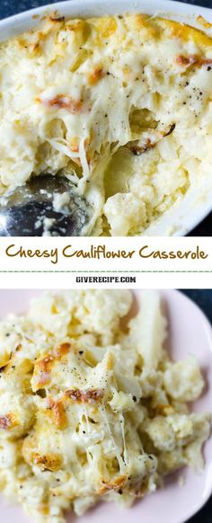 Becoming vegetarian recipes Cheesy Cauliflower Casserole will become the favorite of veggie haters for sure. Kids and husbands will definitely ask for more! Cauliflower Casserole, Parmesan Cauliflower, Cheesy Cauliflower Bake, Cauliflower Side Dish, Cooking Recipes, Healthy Recipes, Healthy Kids, Snacks Recipes, Crock Pot Recipes