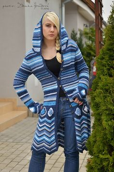 Ravelry: Cardi Nordic by Fashion Martina