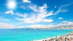 French Riviera (Côte d'Azur) - Beautiful beach, great trip!