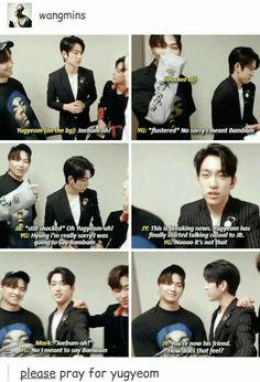 Read from the story La Kpop ? by (Yoonjin) with reads. -Yg : Jaebum-ah ! Got7 Meme, Got7 Funny, Funny Kpop Memes, Girls Girls Girls, Got7 Jackson, Jackson Wang, Kim Yugyeom, Youngjae, Jaebum
