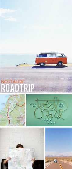 Planning A West Coast Road Trip