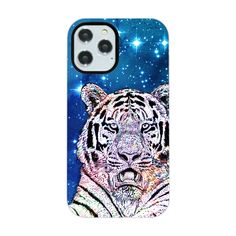Phone Case Stars Tiger Two - iPhone 12 Pro Tough Case Gloss