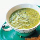 Courgettesoep met chilipeper-crostini's van The River Cafe - recept - okoko recepten
