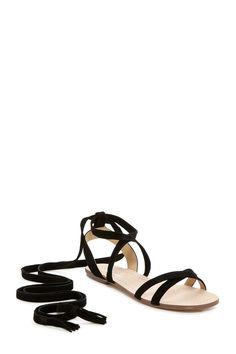 Janelle Wraparound Sandal by Splendid on @nordstrom_rack