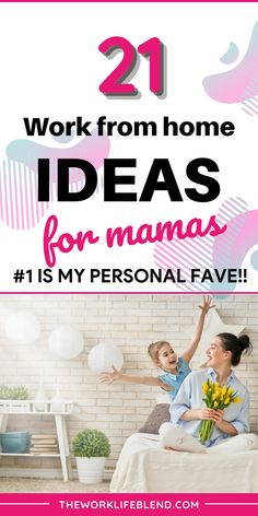 21 Work From Home Ideas For Mums. Looking for a flexible job working from home around your kids? This epic list of 21 work from home business ideas should give you some inspiration. A number of these side hustles you can do to make money online as well as at home and earn extra cash or even start your own business and ditch your 9 to 5. My fave for making extra cash is number 1 - I think you will too! #makemoneyathome #workfromhome #onlinejobs #businessideas #makemoneyfromhome #sidehustles Work From Home Business, Starting Your Own Business, Work From Home Jobs, Business Ideas, Online Business, How To Get Money, Make Money Blogging, Make Money From Home, Make Money Online
