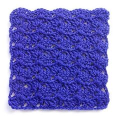 Gourmet Crochet: Variations on a Theme Square #5