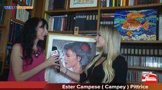 Cari amici di Web TV Studios abbiamo intervistato l'artista Ester Campese in arte Campey che graziosamente ci ha ospitato nella sua bella casa. Abbiamo voluto così con questa intervista tracciale il profilo di questa artista che ormai viene definita l'artista delle donne. Una personalità complessa, libera ed ironica si scorge oltre lo sguardo serio ma anche un po' canzonatorio di questa pittrice dai mille risvolti.  Ci ha raccontato come mai ha voluto scegliere come nome d'arte proprio…