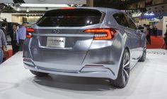 AWESOME ''2017 Subaru Impreza 5-Door Concept '' Future 2017 Cars Design Concepts & Photos