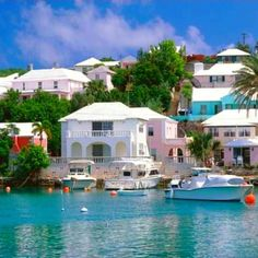 Bermuda..just sooo relaxing.  We have explored this island from one end to the other.  It never gets old.  The clean, clear, colors in nature and architecture is very refreshing.  Wonderful beaches.  Many B&B's and listings on Airbnb as well as small to large hotels.