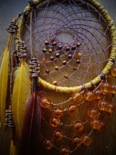 Hedge Riders:  Sunkissed #Dreamcatcher, Native American inspired, by Radishmebaby.