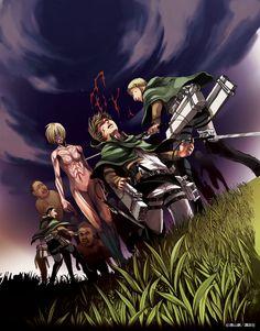 Attack on Titan | Shingeki no Kyoijn - Volume 6