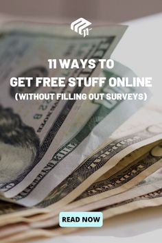 Check out these ways to get free stuff online without taking surveys