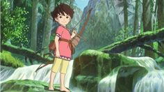 Amazon is importing Ronia the Robbers Daughter the first Studio Ghibli TV series - to be narrated by The X-Files' Gillian Anderson http://ift.tt/2e7HFgT