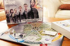Clue: The Hunger Games Catching Fire Edition. Why do I not have this?