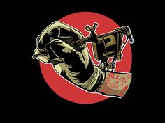 "October (Saturday) ""Walk Ins Welcome"" Today's Artist -Receptionist- dobuita honch honcho yokosukajapan yokosuka yokosukabase yokosukachuo shioiri navy base yokolicious blackeyestattoostudio thirdeyestattooparlor いれずみ 和彫 yokohama kanagawa Boy Tattoos, Cute Tattoos, Body Art Tattoos, Male Tattoo, Dragon Tattoos, Design Tattoo, Tattoo Designs, Logo Design, Machine Logo"