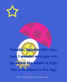 Free #Nursery #Wall #Art Big Mushroom Twinkle Twinkle Little Star... This is a perfect #gift to give a new mom on her #baby #shower. Click to see more printable via this page!