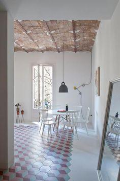 Appartamento vacanze a BarcellonaLiving Corriere