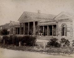 London Missionary Institution - Almora, Uttarakhand c1880's
