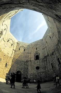 Castel del Monte  Puglia  Italia