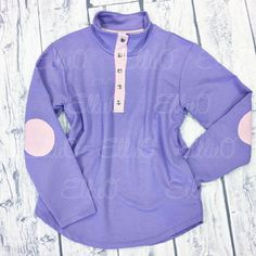 Miller Pullover Purple/Pink