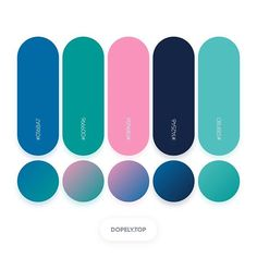 Color Inspirations by Mehdi ( Flat Color Palette, Website Color Palette, Website Color Schemes, Color Palette Challenge, Colour Pallette, Colour Schemes, Color Patterns, Blue Color Combinations, Pantone Colour Palettes