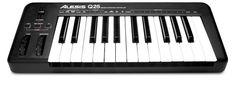 Alesis Q25 MIDI USB Controller Keyboard