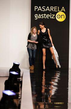Pasarela GasteizOn, Marzo 2013. Sequin Skirt, Sequins, Stars, Fashion, March, Walkway, Spring Summer, Feminine, Moda