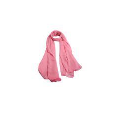 Echarpe Lisa Rosa #echarpes #lenços #lenço #scarf #scarfs