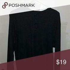 Men's thermal shirt by Merona size L Men's thermal shirt Merona Shirts