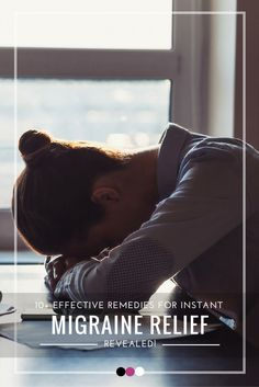 Need instant migraine relief? Check out these actionable steps to do it right!