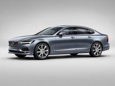 Volvo reveals the S90 sedan