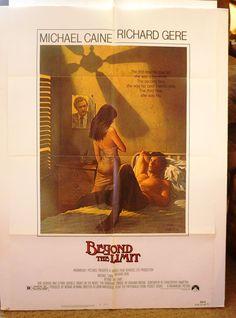 Beyond The Limit      Original Movie Poster by MoviePostersAndMore