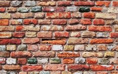 Wall Colors 2020 – What is the most popular color for interior walls? - Home Decor Brick Wallpaper Background, Brick Wallpaper Iphone, Textured Wallpaper, Textured Walls, Textured Background, Stone Wallpaper, Background Images, Wall Hd, Old Brick Wall